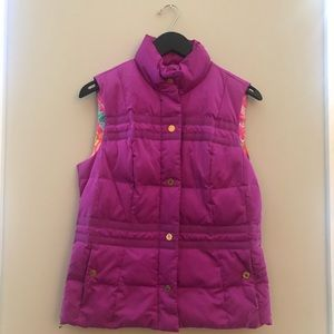 Lilly Pulitzer Kate Puffer Vest